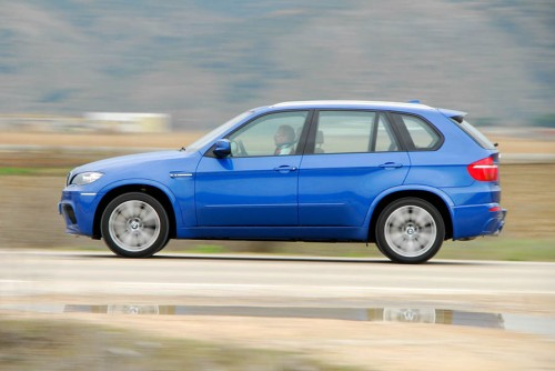 Prueba BMW X5M 34