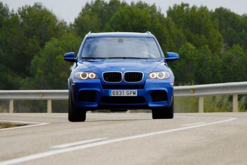 Prueba BMW X5M 40