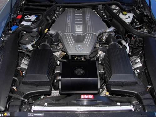 Mercedes SLS Roadster AMG 68