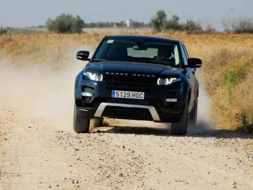 Prueba Range Rover Evoque sD4 2.2 190 CV 4WD Dynamic