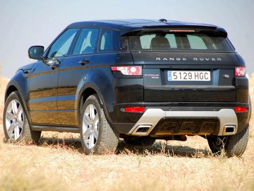 RANGE ROVER EVOQUE sD4 2.2 190 CV 4WD Dynamic 95