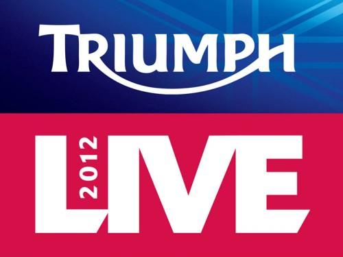 Aventura en moto hasta Triumph Live 2012