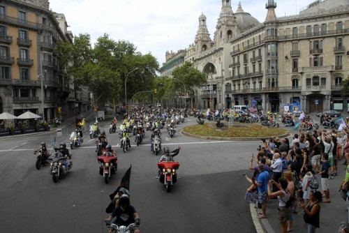 Barcelona Harley Days 2012 123