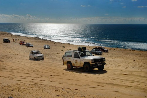 3º Rally Clásicos del Atlas Solidario