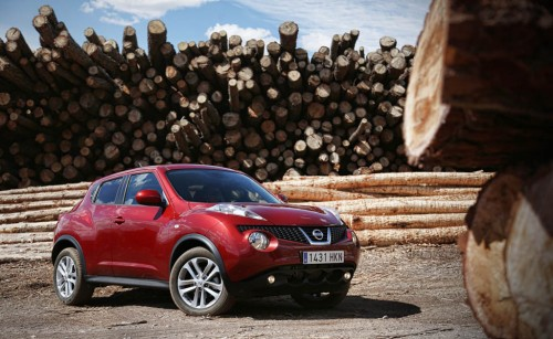 Gama Nissan Crossover 4x4 08