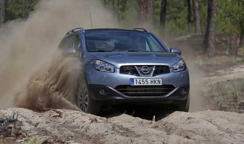 Gama Nissan Crossover 4x4 18
