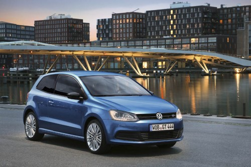 Volkswagen Polo Blue GT 56