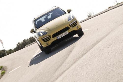 Porsche Cayenne Diesel 08