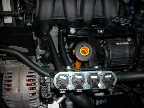 Skoda Octavia Bifuel Gasolina GLP48