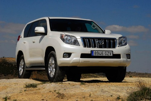 Toyota Land Cruiser 49