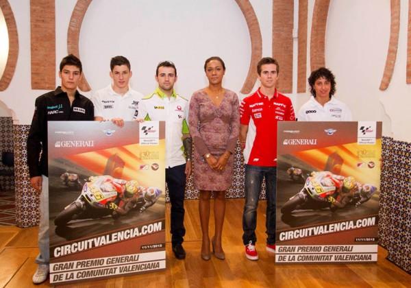 Presentado el cartel oficial del GP de Cheste