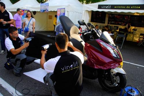 Muevete por Madrid en Moto 22