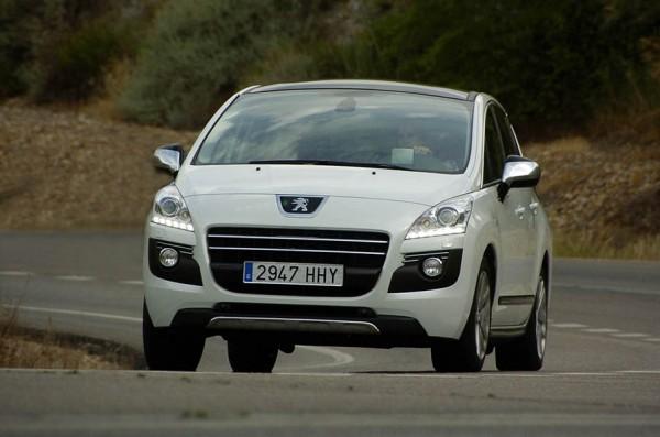 Peugeot 3008 Hybrid4 20