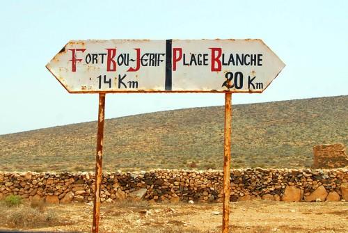 Sidi Ifni - Playa Blanca