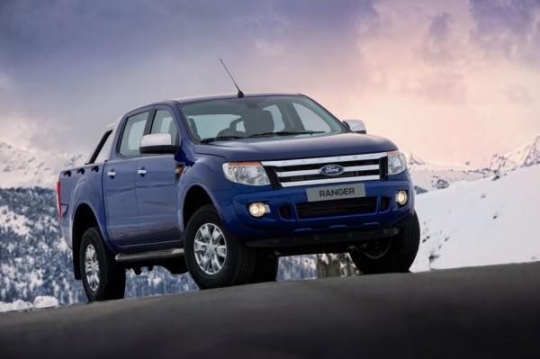 El nuevo Ford Ranger, Premio Pick-Up Internacional 2013