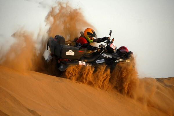 VIII Panáfrica 2012. Aventura por el camino más corto