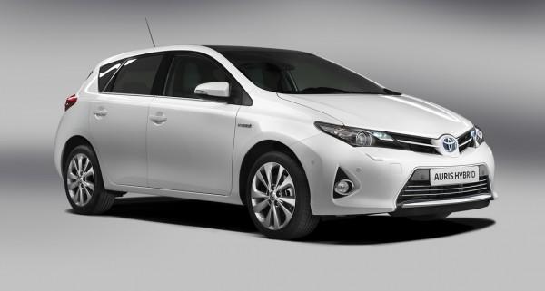 Toyota comienza la producción del nuevo Auris en Burnaston (Reino Unido)