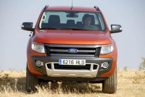 Ford Ranger Wildtrack estaticas 03