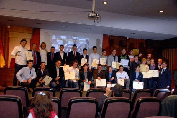 Asamblea General y Gala de Campeones de la RFME