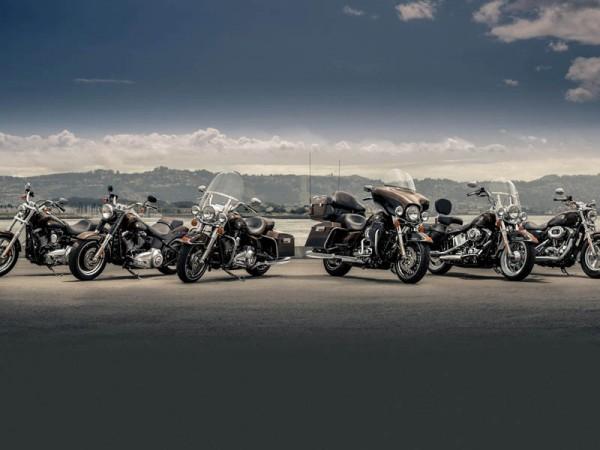 """Presentación Gama Harley 2013 """"110 Aniversario"""""""