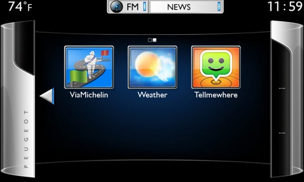 Peugeot Connect Apps 05