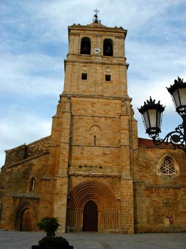 Aguilar de Campoo Colegiata de San Miguel 1