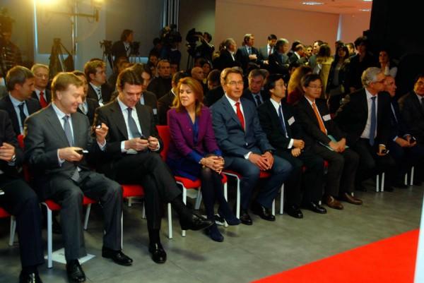 Nuevo Centro Logístico de Recambios de Toyota en España