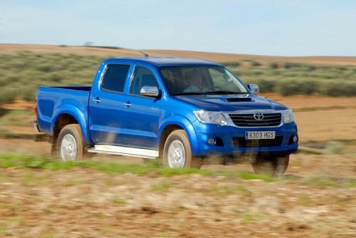 Toyota Hilux 35