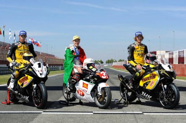 El Road Racing European Championship llegará a Albacete el 5 y 6 de octubre