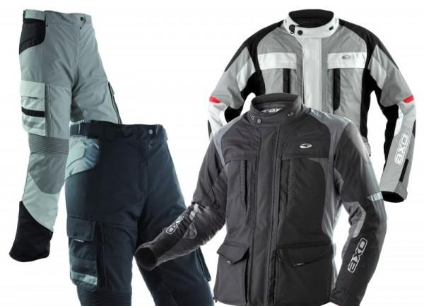 AXO amplía su gama de ropa Touring con Voyager y Cayman