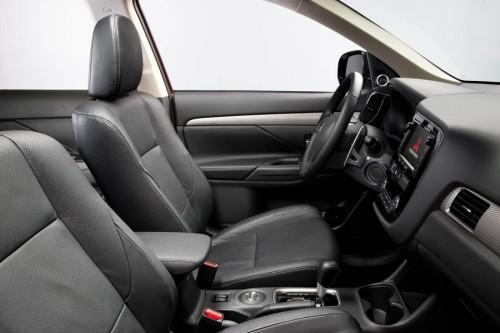 Mitsubishi Outlander Kaitiki 2013 84