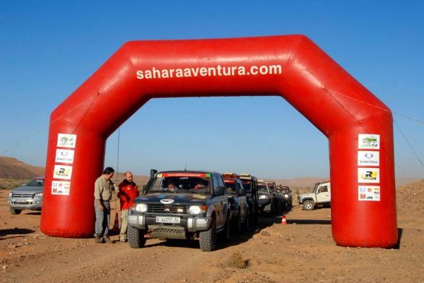 XIII Sahara Aventura. Nuevos paisajes, más Sahara, más aventura