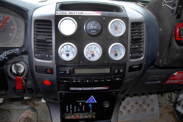 Toyota Land Cruiser Kobe Motor 85