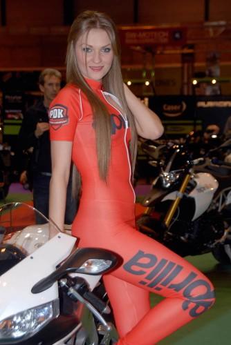 Azafatas Moto Madrid 2013