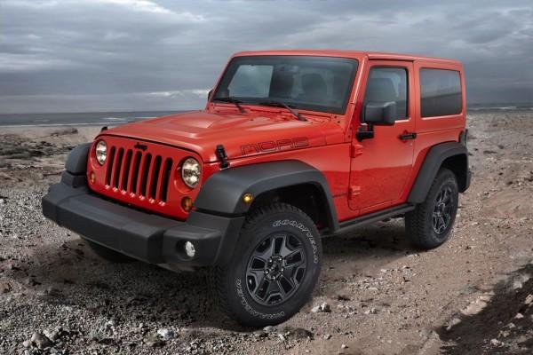 Jeep Wrangler Moab. Nueva  serie especial homenaje a la esencia de la marca