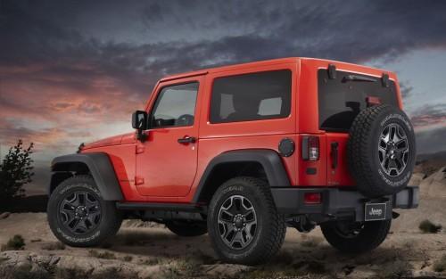 Jeep Wrangler Moab 07
