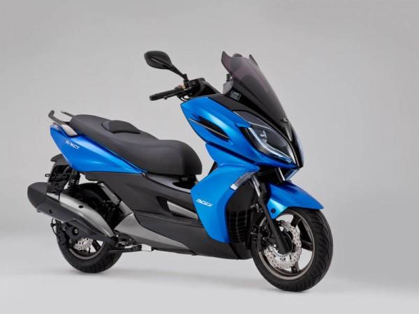 Kymco valora el mercado de la moto. Prevé nuevas caídas y una posible recuperación a final de año