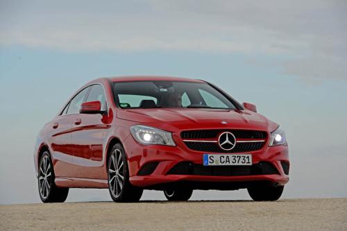 Mercedes CLA 200 Komfort 08 CLA 200 Komfort 08