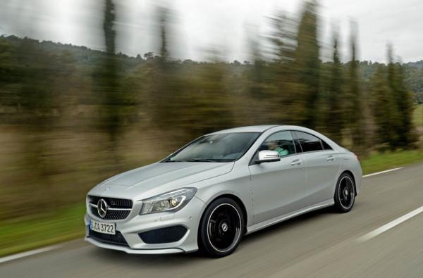 Presentación Mercedes Clase CLA. Abriendo horizontes