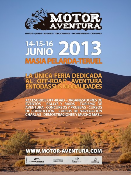 Motor Aventura 2013 ya está aquí