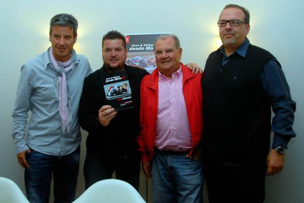 Uves&Ráfagas desde MotoGP. Aventuras mundialistas entre bastidores de un apasionado a las carreras