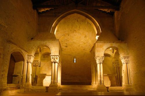 Soria Monast. San Juan de Duero 2