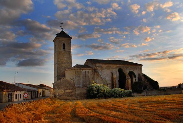 Al noroeste de Segovia