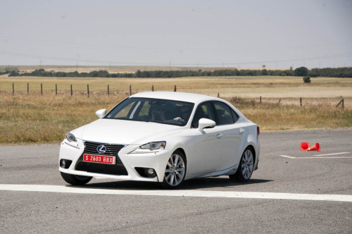 Lexus IS300h 2013 17