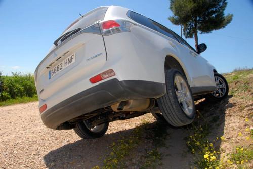 Mitsubishi Outlander Kaitiki 80