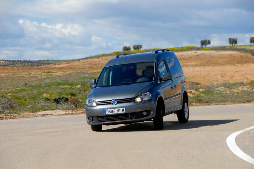 VW Caddy 20 Tdi 110 CV 4motion Trendline 26
