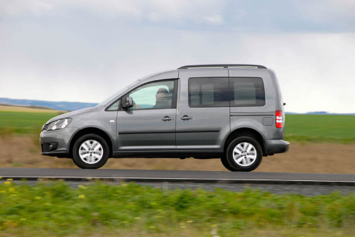 VW Caddy 20 Tdi 110 CV 4motion Trendline 37