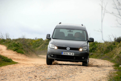 VW Caddy 20 Tdi 110 CV 4motion Trendline 49