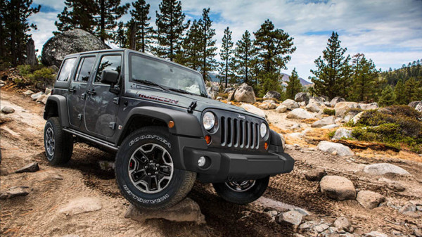 2013 Jeep Wrangler Rubicon 01