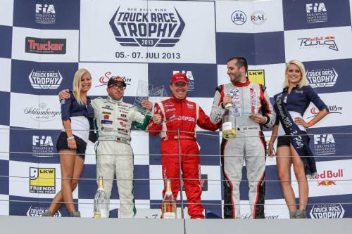 Campeonato FIA Camiones 2013 Austria 02